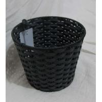 Buy cheap Black PE basket from wholesalers