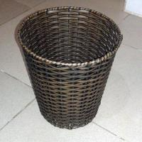 Buy cheap PE trash can/basket from wholesalers