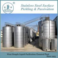 China Stainless Steel Fast Pickling Passivation Agent Passivation Solution on sale