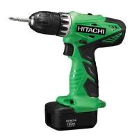 Quality Hitachi DS12DVC Cordless Driver Drill 12V for sale