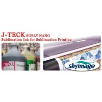 Italy Water-based J-ECO SUBLY NANO Sublimation Ink for sale