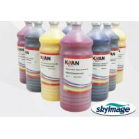 Italy Kiian Digistar E-Gold Sublimation Transfer Ink for sale