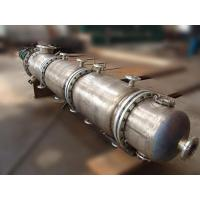 Nickel alloy heat exchanger