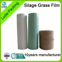 Quality custom width wrap for round hay bales for sale