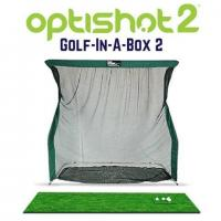 Quality OptiShot Golf In A Box 2 Simulator Package for sale