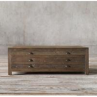 """Quality PRINTMAKER'S 48"""" COFFEE TABLE for sale"""