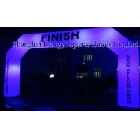 Quality Display Equipments LED Inflatable Arch for sale