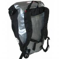 Quality Carradice Carradry 100% Waterproof Single Bicycle Pannier - Converts to Rucksack for sale