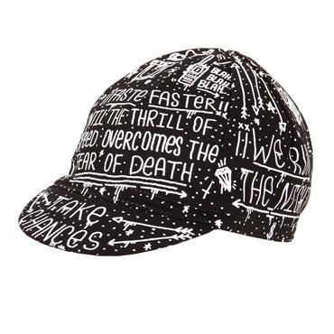 """Buy Cinelli """"Chas Christiensen"""" Cotton Cycling Cap - ONE SIZE at wholesale prices"""