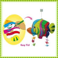 Quality DIY Painting Toy hang fish for sale