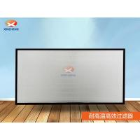 Quality High Temperature Resistance HEPA Filter for sale