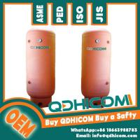 China Carbon Steel Storage Tank 600L 8bar Design Code: Chinese GB 150 on sale