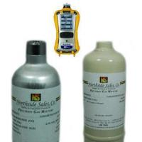 Quality Calibration Gas for RAE Systems MultiRAE 4 Gas Monitor (CO,H2S,LEL,O2) for sale