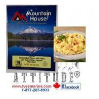 China Mountain House Freeze Dried Food Eggs and Ham in Canada on sale