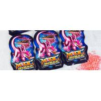 Quality Maohuat Popping Candy 5.5g MAGIC DINOSAUR MAOHUAT POP CANDY (STRAWBERRY) for sale