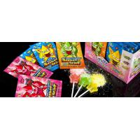 Quality Maohuat Popping Candy SUPER STAR POPPING CANDY WITH LOLLIPOP for sale