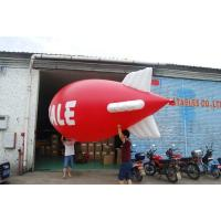 Quality Advertising PVC Balloon Helium Zeppelin Airship Balloons for Sale for sale