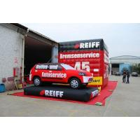 Quality F1 Giant Inflatable Car Model Balloon for Sale Advertising Toy for sale