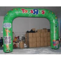 Buy cheap High Quality Inflatable Square Archways Marathon Event Inflatable Squares Finish Line Arch from wholesalers