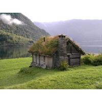 Quality Grass Roof House for sale