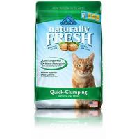China BLUE Naturally Fresh Quick-Clumping Cat Litter 14-lb on sale