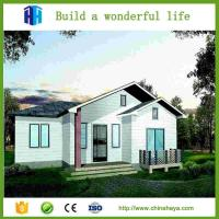 Buy Mobile prefabricated house for living at wholesale prices