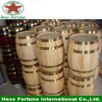 Quality wholesale mini used wine barrel sale for sale