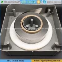 China ESG Gravure Printing Doctor Blades for Printing Machine on sale