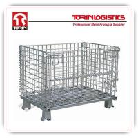 Buy cheap galvanized heavy duty storage cage (1000*800*840/OEM) from wholesalers