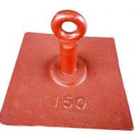 Quality Cast Pyramid Anchor Painted for sale