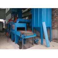 Buy cheap Customer Design Shot Peening Machine Foundry Parts Cleaning 36 KW Power from wholesalers
