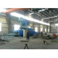 Buy cheap Forging Electric Steel Shot Machine Anti Corrosion Rusty Spot Removal from wholesalers