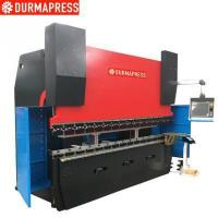 China 6 axis 160T 4000 CNC Press Brake Machine price with Delem DA66T System on sale