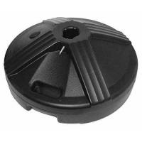 China US Weight Fillable Umbrella Base, Black on sale