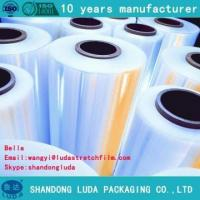 Quality Export tray transparent packaging film for sale
