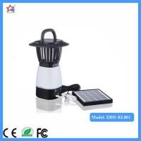 Quality Harmless Solar Powered Electronic Machine Indoor Mosquito Killer LED Lamp For Home for sale