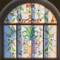 Quality Stained Glass Window Panels for sale