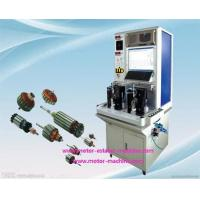 China armature rotor machine WD-FZZ-028 armature testing machine on sale