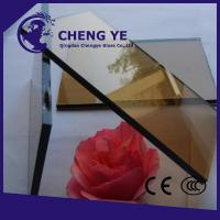 Safety Tiles Coloured Building Glass Dome Deep Processing Tinted Glass