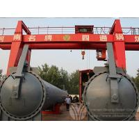 China Autoclave for AAC Plant & Wood Preservation on sale