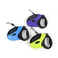 Buy cheap Pet Leash & Collar Hot Sell Retractable Dog Leash 16ft 01-F092 from wholesalers