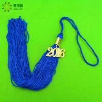 China NO MOQ Wholesale fancy bulk tie dyeing drapery cord cotton fringe tassel for curtain on sale