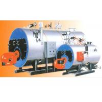 China WNS full automatic oil-gas hot-water boiler series on sale