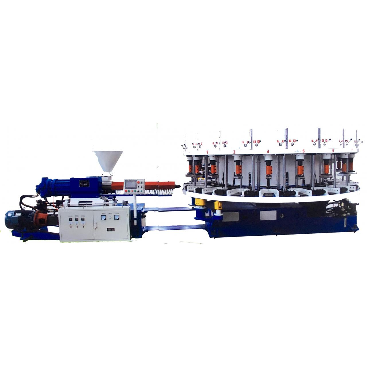 Machinery Injection molding machine for Casual & Sport shoes