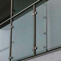 Quality Stainless steel Balcony Guardrail for sale
