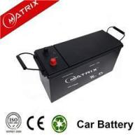 Quality 12V 200AH car battery 1. Super CCA performance 2. High temperature resistant 3. Long service life for sale