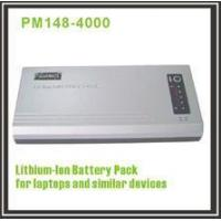 Buy cheap Charging the battery pack PM148-4000. from wholesalers
