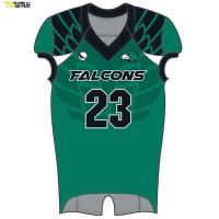 Quality sublimated towaysportswear jersey custom american football jersey for sale