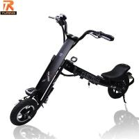 Folding Electric Motorcycle New Fashion Mini Harley Scooter