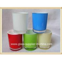 China Glass printing Hand painted glass on sale